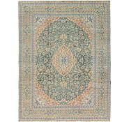 Link to 10' 4 x 13' 4 Kashan Persian Rug