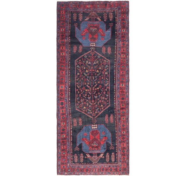 5' x 12' Sirjan Persian Runner Rug