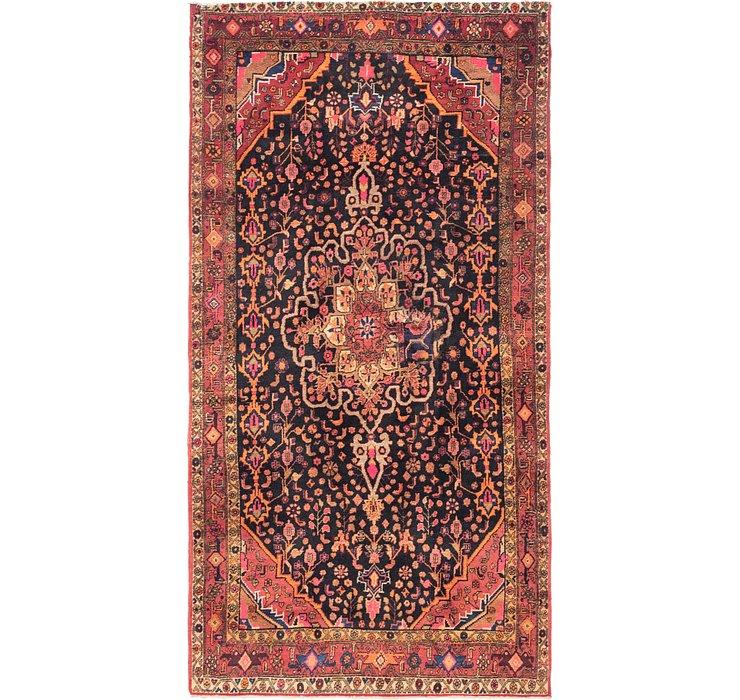 5' x 9' 3 Jozan Persian Rug