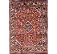 Link to 9' 7 x 13' Mahal Persian Rug