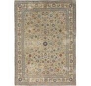 Link to 10' 7 x 14' 9 Kashan Persian Rug