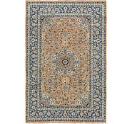 Link to 8' 9 x 13' Isfahan Persian Rug