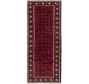Link to 3' 9 x 9' Balouch Persian Runner Rug