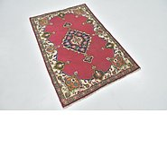 Link to 3' 2 x 4' 9 Tabriz Persian Rug