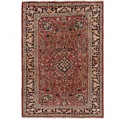 Link to 4' 6 x 6' 3 Gholtogh Persian Rug