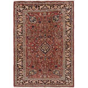 137cm x 190cm Gholtogh Persian Rug
