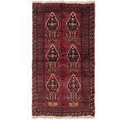 Link to 3' 10 x 7' Shiraz Persian Rug