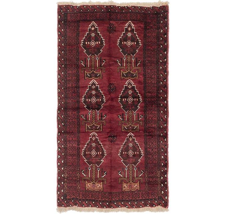 3' 10 x 7' Shiraz Persian Rug