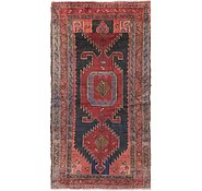 Link to 4' x 8' Zanjan Persian Runner Rug