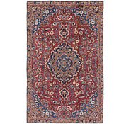 Link to 4' 9 x 7' 7 Mashad Persian Rug