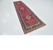 Link to 3' 3 x 12' Saveh Persian Runner Rug