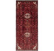 Link to 122cm x 287cm Hossainabad Persian Runner Rug