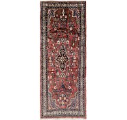 Link to 4' x 9' 9 Hamedan Persian Runner Rug