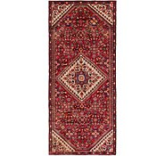 Link to 4' 2 x 9' 3 Hossainabad Persian Runner Rug