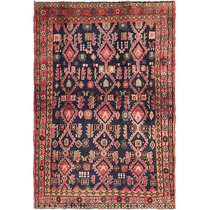 4' 5 x 6' 8 Malayer Persian Rug