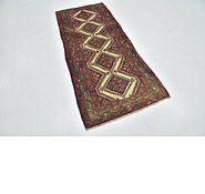 Link to 2' 9 x 6' Chenar Persian Runner Rug