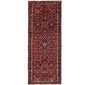 Link to 3' 6 x 8' 9 Hossainabad Persian Runner Rug