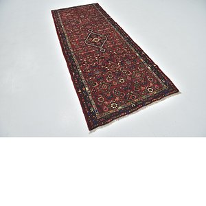 Link to 107cm x 267cm Hossainabad Persian Run... item page