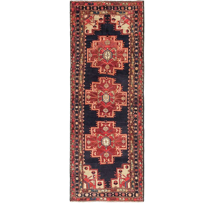 4' x 10' 9 Gholtogh Persian Runner...