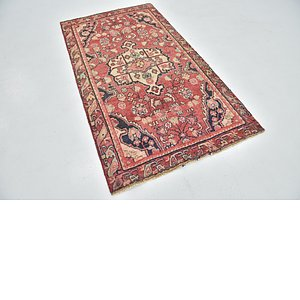 Link to 110cm x 190cm Farahan Persian Rug item page