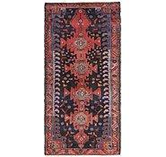 Link to 4' 10 x 10' 2 Zanjan Persian Runner Rug