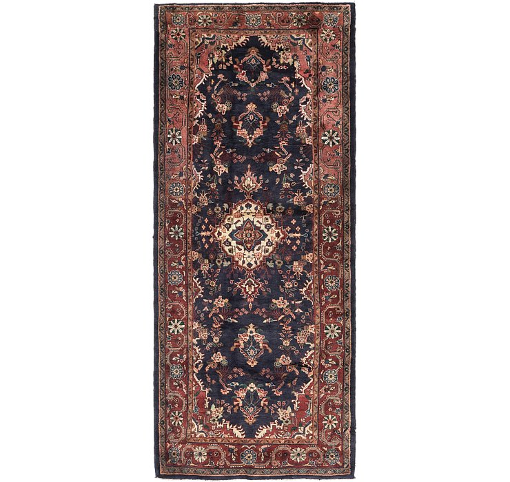 4' x 10' 6 Shahrbaft Persian Runne...