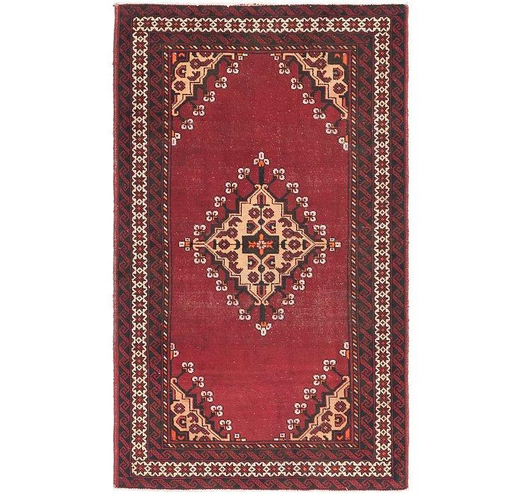 4' x 7' Ferdos Persian Rug