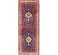Link to 102cm x 282cm Hamedan Persian Runner Rug