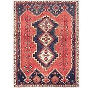 Link to 5' x 6' 9 Hamedan Persian Rug