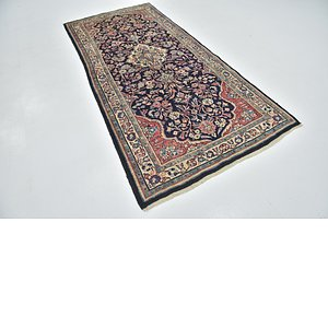 Link to 4' 3 x 9' 3 Farahan Persian Runner ... item page