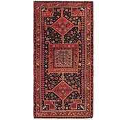 Link to 5' x 9' 9 Zanjan Persian Runner Rug