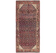 Link to 4' 2 x 9' 9 Hossainabad Persian Runner Rug