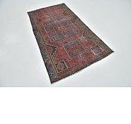 Link to 3' 6 x 6' 2 Hamedan Persian Rug