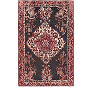 Link to 4' 5 x 7' Gholtogh Persian Rug
