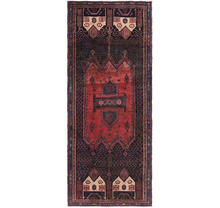 4' x 9' 8 Sirjan Persian Runner Rug