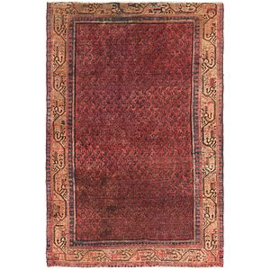 HandKnotted 4' 3 x 6' 5 Botemir Persian Rug