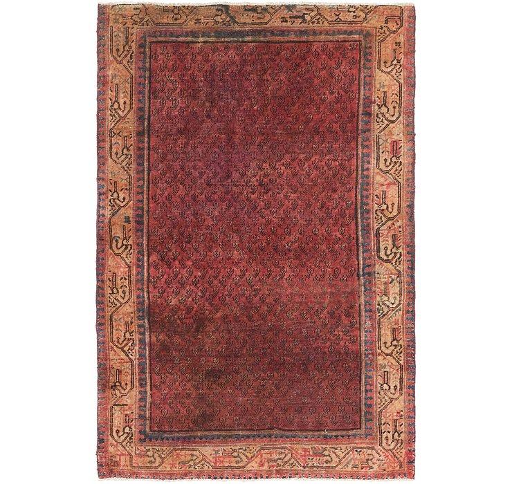 4' 3 x 6' 5 Botemir Persian Rug