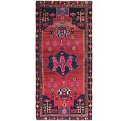 Link to 3' 9 x 8' 5 Shiraz Persian Runner Rug