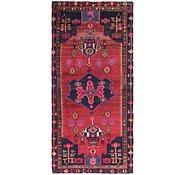 Link to 3' 9 x 8' 5 Shiraz Persian Runner Rug