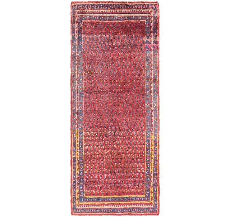 3' 7 x 9' Botemir Persian Runner ...