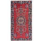 Link to 3' 10 x 7' 6 Ferdos Persian Runner Rug