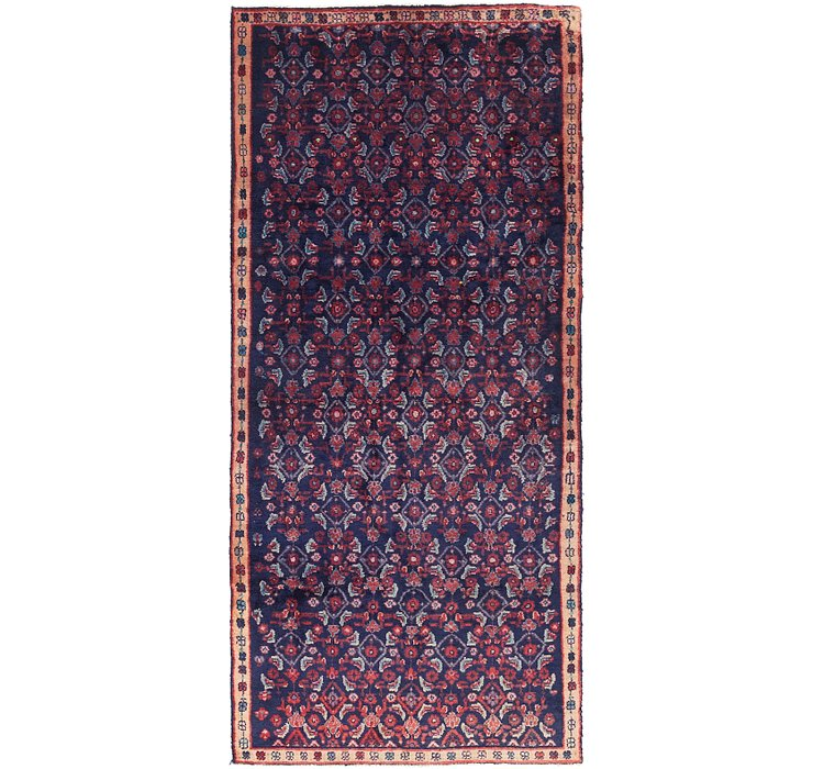 3' 10 x 9' 2 Malayer Persian Runner ...