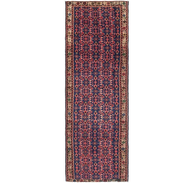 3' 7 x 11' 4 Malayer Persian Runner ...