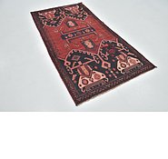 Link to 3' 6 x 7' 9 Zanjan Persian Runner Rug