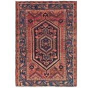 Link to 4' 2 x 6' Zanjan Persian Rug