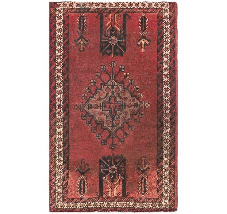 4' x 6' 9 Ferdos Persian Rug