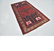 Link to 4' 3 x 8' Sirjan Persian Rug