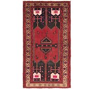 Link to 4' 3 x 8' Sirjan Persian Rug