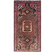 Link to 3' 10 x 7' 3 Hamedan Persian Rug