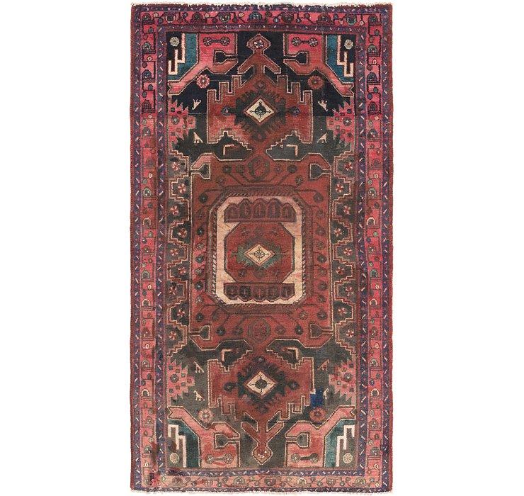 3' 10 x 7' 3 Hamedan Persian Rug